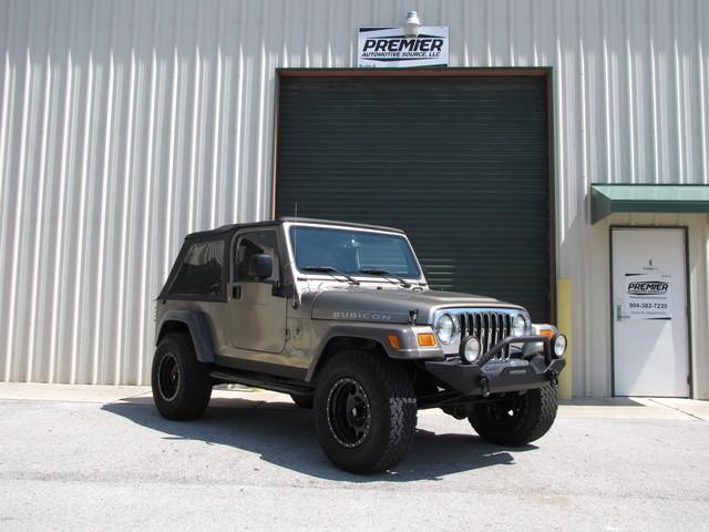 2005 Jeep Wrangler Rubicon Jacksonville , FL 21