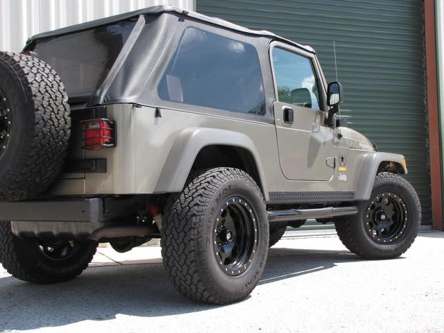 2005 Jeep Wrangler Rubicon Jacksonville , FL 6