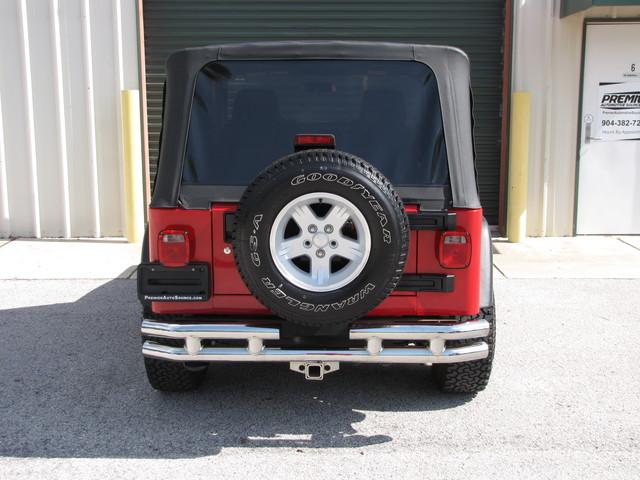 2005 Jeep Wrangler Sport Jacksonville , FL 17