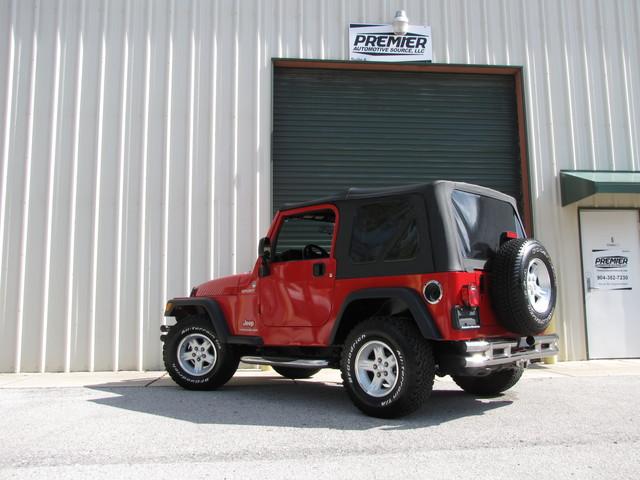 2005 Jeep Wrangler Sport Jacksonville , FL 34
