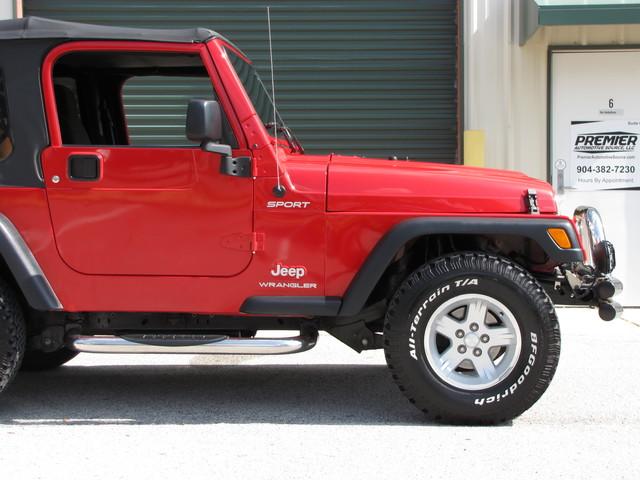 2005 Jeep Wrangler Sport Jacksonville , FL 10