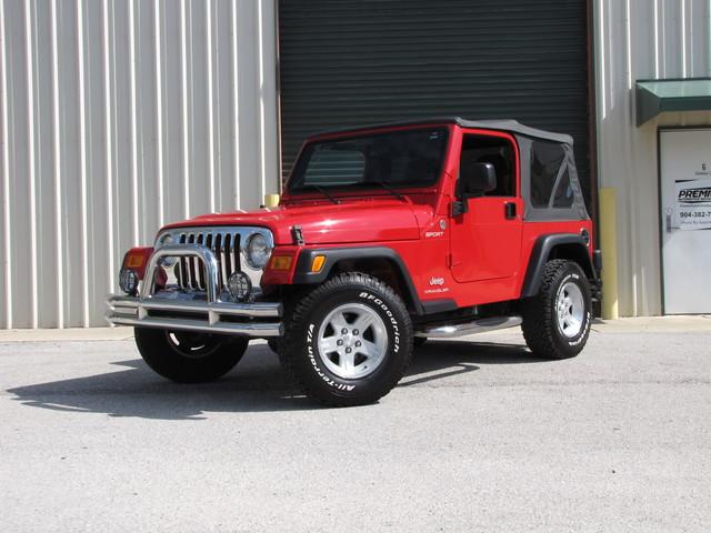 2005 Jeep Wrangler Sport Jacksonville , FL 32