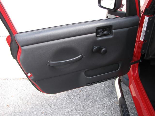 2005 Jeep Wrangler Sport Jacksonville , FL 23