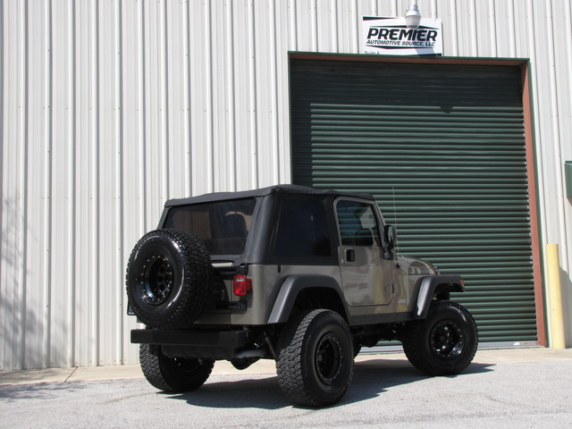 2005 Jeep Wrangler Rubicon Jacksonville , FL 39