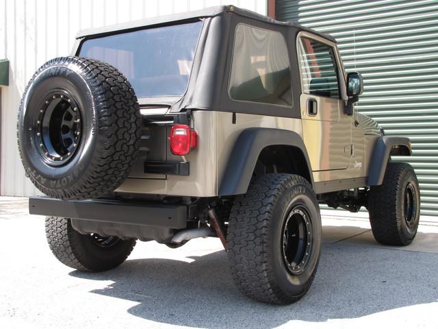 2005 Jeep Wrangler Rubicon Jacksonville , FL 22