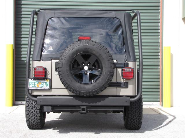 2005 Jeep Wrangler Rubicon Sahara Jacksonville , FL 19