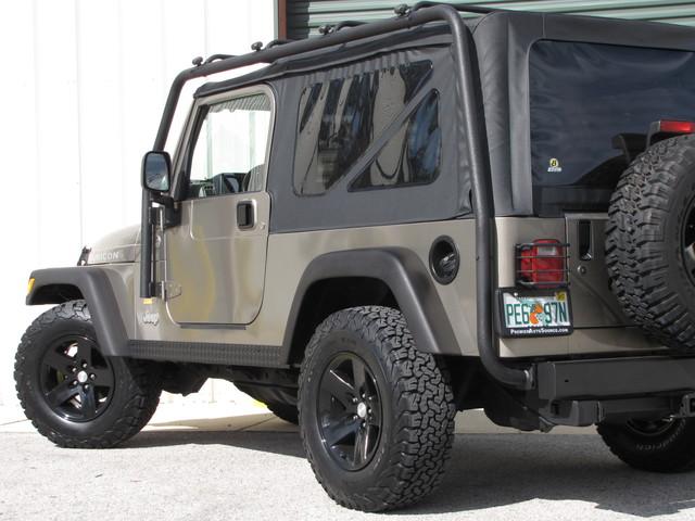 2005 Jeep Wrangler Rubicon Sahara Jacksonville , FL 22