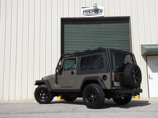 2005 Jeep Wrangler Rubicon Sahara Jacksonville , FL 54