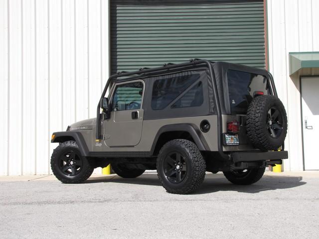 2005 Jeep Wrangler Rubicon Sahara Jacksonville , FL 2