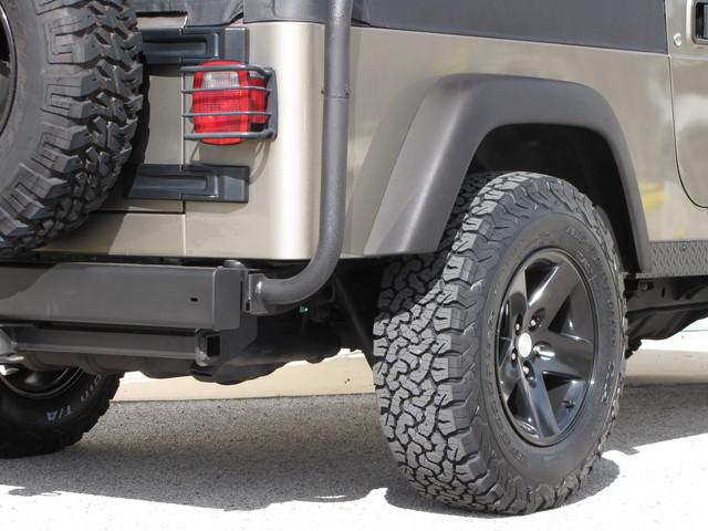 2005 Jeep Wrangler Rubicon Sahara Jacksonville , FL 21