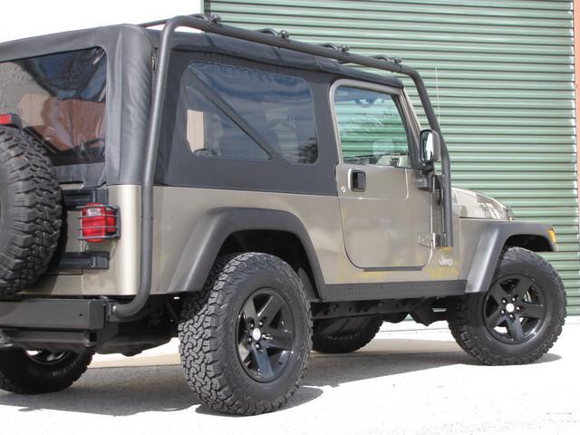 2005 Jeep Wrangler Rubicon Sahara Jacksonville , FL 23