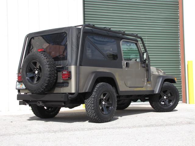 2005 Jeep Wrangler Rubicon Sahara Jacksonville , FL 3