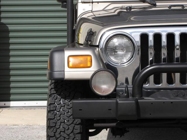 2005 Jeep Wrangler Rubicon Sahara Jacksonville , FL 14