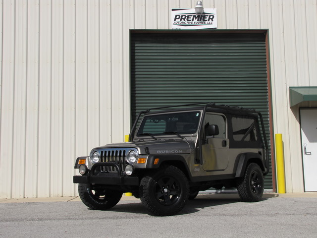 2005 Jeep Wrangler Rubicon Sahara Jacksonville , FL 53