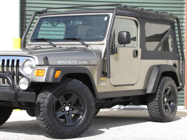 2005 Jeep Wrangler Rubicon Sahara Jacksonville , FL 17