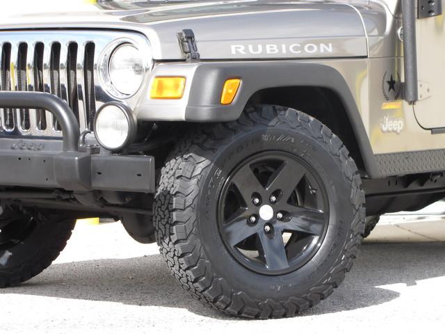 2005 Jeep Wrangler Rubicon Sahara Jacksonville , FL 15