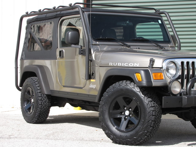 2005 Jeep Wrangler Rubicon Sahara Jacksonville , FL 18