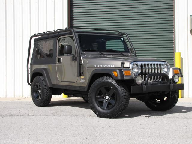2005 Jeep Wrangler Rubicon Sahara Jacksonville , FL 1