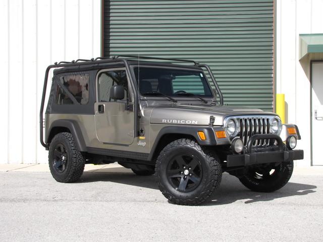 2005 Jeep Wrangler Rubicon Sahara Jacksonville , FL 55