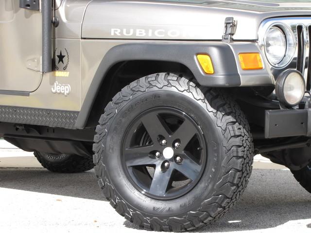 2005 Jeep Wrangler Rubicon Sahara Jacksonville , FL 16