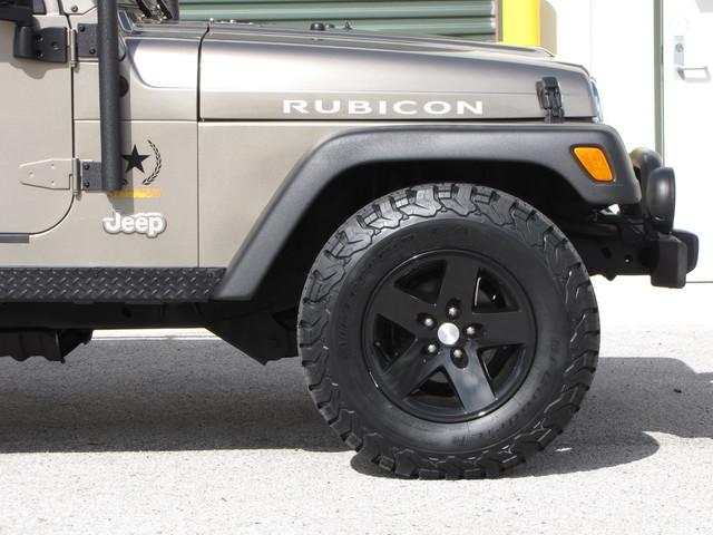 2005 Jeep Wrangler Rubicon Sahara Jacksonville , FL 10