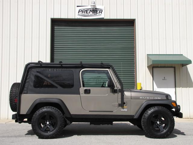 2005 Jeep Wrangler Rubicon Sahara Jacksonville , FL 9