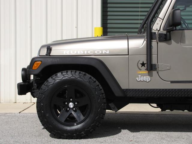 2005 Jeep Wrangler Rubicon Sahara Jacksonville , FL 7