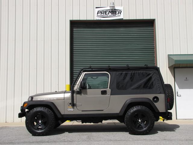 2005 Jeep Wrangler Rubicon Sahara Jacksonville , FL 6