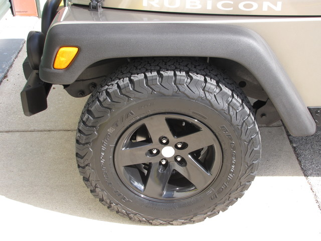 2005 Jeep Wrangler Rubicon Sahara Jacksonville , FL 44