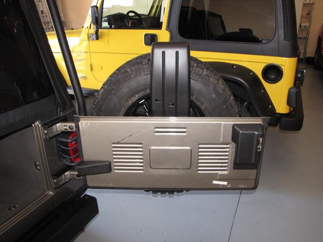 2005 Jeep Wrangler Rubicon Sahara Jacksonville , FL 42