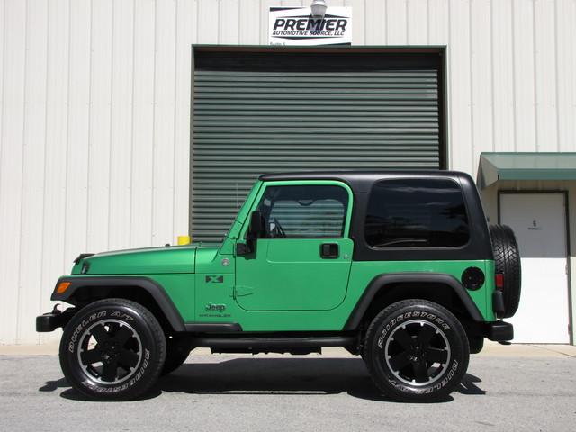 2005 Jeep Wrangler X Jacksonville , FL 5