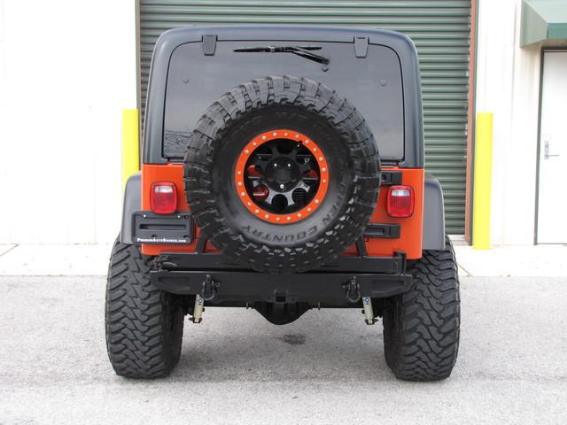2005 Jeep Wrangler Unlimited Rubicon LJ Jacksonville , FL 18