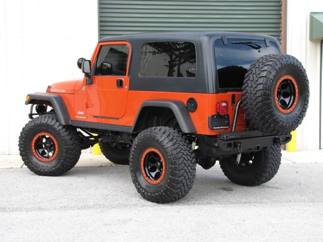 2005 Jeep Wrangler Unlimited Rubicon LJ Jacksonville , FL 2