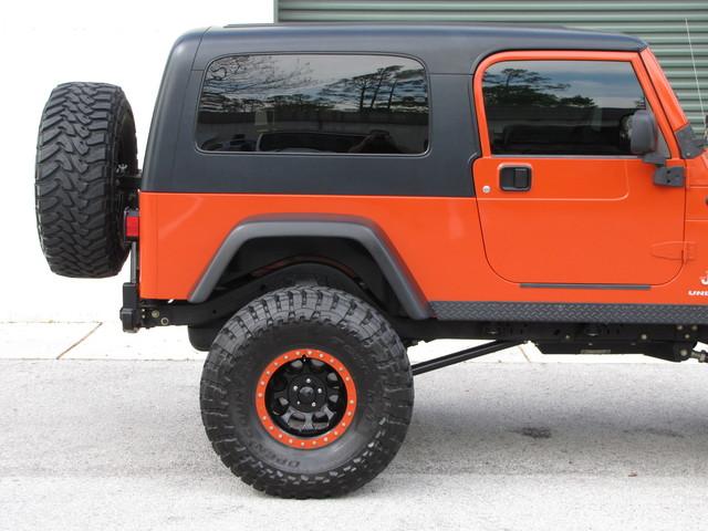 2005 Jeep Wrangler Unlimited Rubicon LJ Jacksonville , FL 10