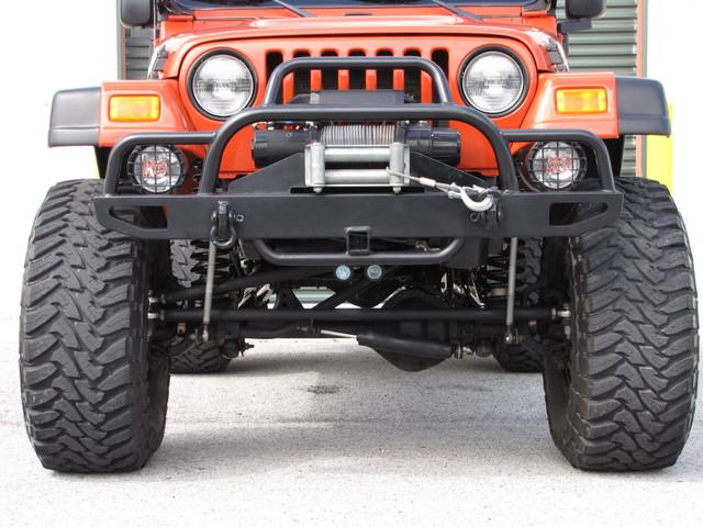 2005 Jeep Wrangler Unlimited Rubicon LJ Jacksonville , FL 14