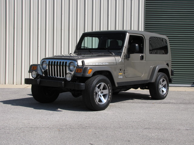 2005 Jeep Wrangler Rubicon Sahara Jacksonville , FL 46