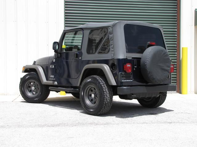 2005 Jeep Wrangler X Jacksonville , FL 38
