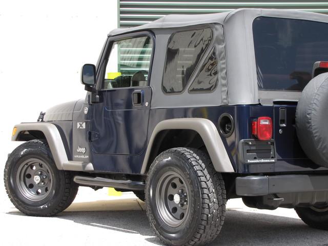 2005 Jeep Wrangler X Jacksonville , FL 15