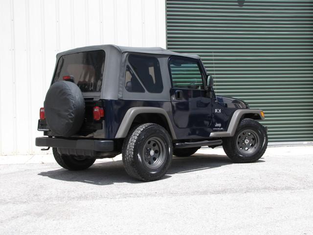 2005 Jeep Wrangler X Jacksonville , FL 39