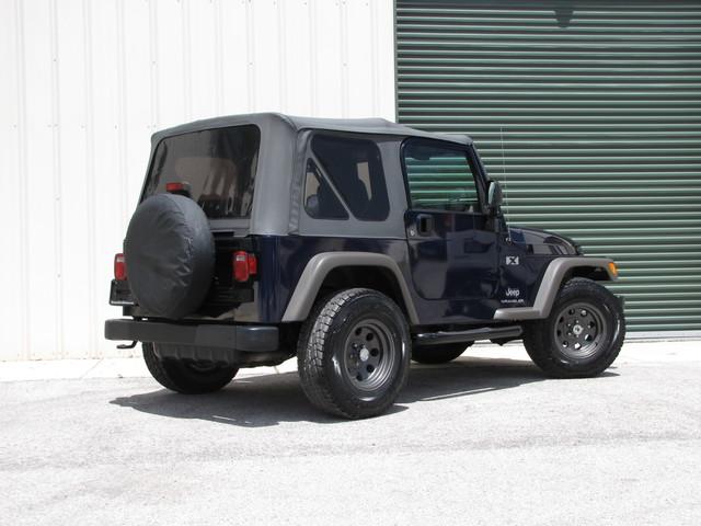 2005 Jeep Wrangler X Jacksonville , FL 3
