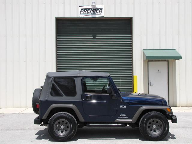 2005 Jeep Wrangler X Jacksonville , FL 8