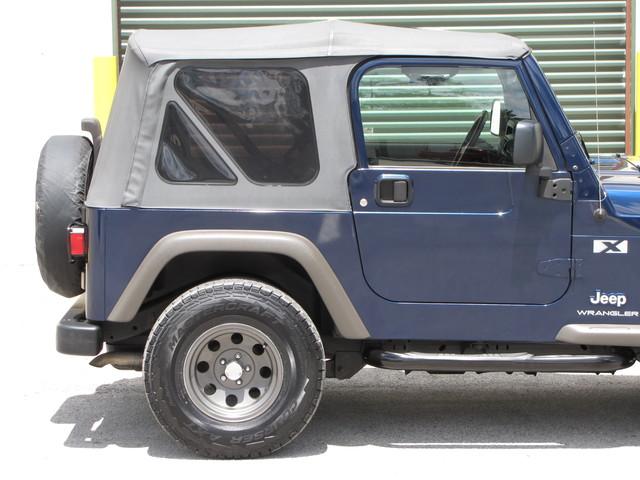 2005 Jeep Wrangler X Jacksonville , FL 10