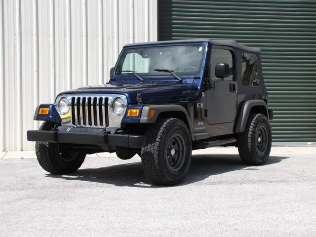 2005 Jeep Wrangler X Jacksonville , FL 36
