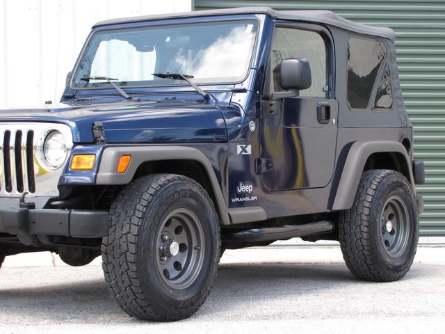 2005 Jeep Wrangler X Jacksonville , FL 12