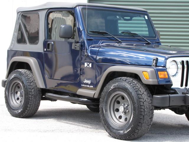2005 Jeep Wrangler X Jacksonville , FL 13