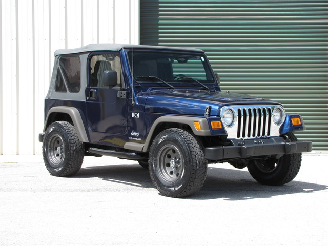 2005 Jeep Wrangler X Jacksonville , FL 1
