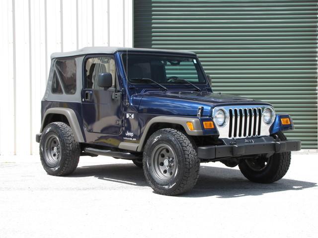 2005 Jeep Wrangler X Jacksonville , FL 37