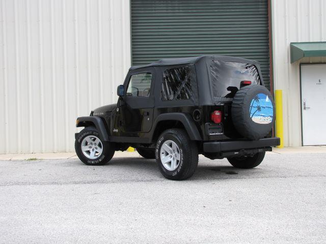 2005 Jeep Wrangler Rubicon Jacksonville , FL 38