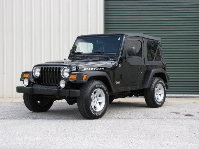 2005 Jeep Wrangler Rubicon Jacksonville , FL 36