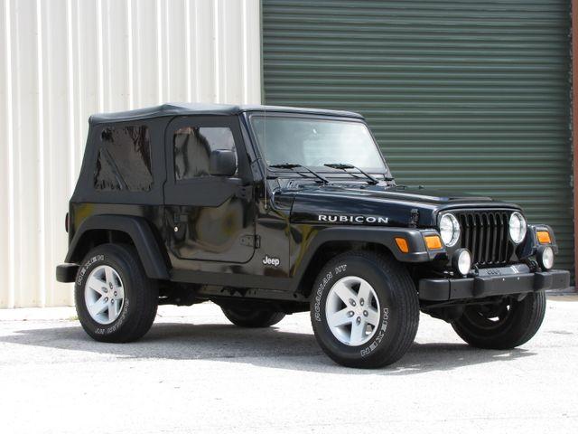 2005 Jeep Wrangler Rubicon Jacksonville , FL 1
